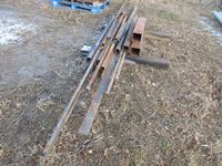 Miscellaneous Metal on (3) pallets