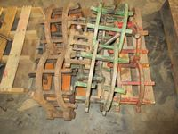 (7) Pipe Line Up Clamps