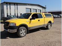 2004 Ford F150 FX4 Off Road Pickup