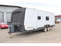 2006 Trailer  23 T/A Toy Hauler