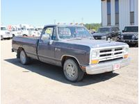 1988 Dodge Ram 150 Regular Cab 2WD Pickup
