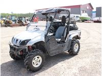 2009 Yamaha 700 FI Sport Special Edition 4x4 Side by Side