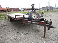 SWS  T/A 20 Deck Over Trailer