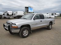 2001 Dodge Dakota 4x4 Club Cab Pickup