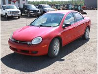 2000 Chrysler Neon Mirage LE 4 Door Car