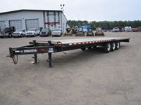 2007 Trail tech H370 Tri/A 30 Deck Over Trailer