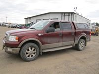 2005 Ford F150 4WD King Ranch
