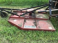 Tram International  6 Ft 3 Pt Rough Cut Mower