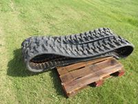 Set of Excavator Rubber Tracks