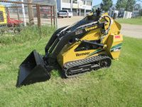 Vermeer S600TX Stand On Skid Steer