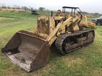 Allis Chalmers HD5 Crawler Loader