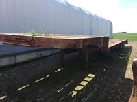 1993 Load King  48 Ft Step Deck Tri/A Trailer