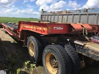 1975 Willock  T/A Lowbed Trailer