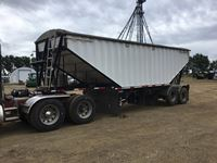 2010 Lode King  T/A Grain Trailer