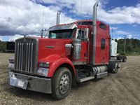 2014 Kenworth 900B T/A Highway Tractor ( non runner)