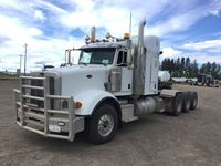 2012 Peterbilt 367 Tri Drive Drive Highway Tractor