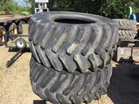 (2) 30.5LX38 Goodyear Tractor Tires