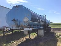 1981 Willock  T/A Tanker Trailer