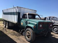GMC  T/A Grain Truck  (parts only)