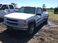 1996 Chevrolet GMT400 4X4 Extended Cab Dually Pickup