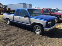 1997 Chevrolet 1500 Pickup (non runner)