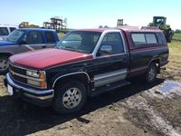 1991 Chevrolet 1500 Pickup (non runner)