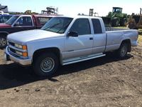 1997 Chevrolet 2500 Pickup (non runner)