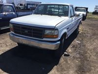 1995 Ford F250 Regular Cab Pickup (non runner)