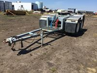1999 Red Deer Industrial  Manufacturing Custom Built T/A Dolly Convertor