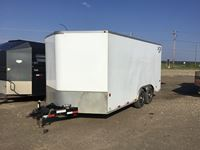 2014   T/A Enclosed Trailer