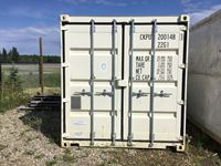 2013   20 Ft Shipping Container