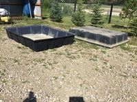 (3) Spill Containment Trays
