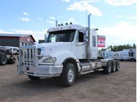 2006 Freightliner Colombia Tri Drive Highway Tractor