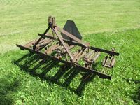Older 5 FT Stiff Tooth 3 Pt Cultivator