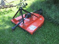 "Land Pride RCR1548 3 Pt 48"" Rough Cut Mower"