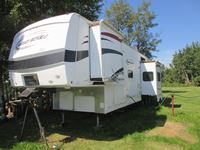 2010 Endura Wide Open 41 Ft 5th Wheel Tri/A Travel/Toyhauler