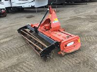 2008 Mashio  3 Pt 8 ft Power Harrow