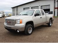 2008 GMC Sierra 2500 HD 4x4 Extented Cab Pickup