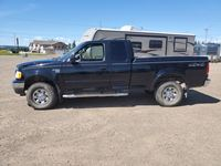 2002 Ford F150 4X4 Super Cab