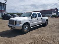2007 Ford F350 4X4 Dually Supercrew Pickup