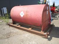 2007 Can/Tidy 2,700 Litre Double Wall Skid Mounted Fuel Tank