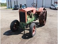 Massey Harris  Antique Steel Wheel Tractor (non-operable)