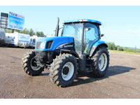 2005 New Holland TS115A MFWD Tractor