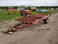 Hesston 30 Single Stack Mover