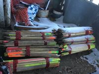 Qty of Bundles of Survey Stakes