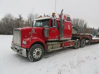 2013 Western Star 4900SF T/A Highway Tractor