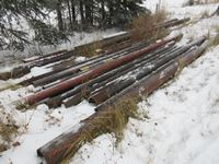 Qty of Various Size & Lengths of Pipe
