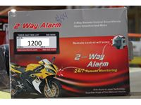 Two  Way Alarm