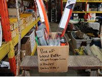 (1) Box Weed Eater Line and Blades