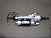 Electric Drive Motor with Gearbox